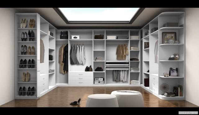 Studio Evoque te da las claves para conseguir el vestidor perfecto.